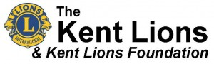 2010 Kent Lions & Foundation Logo